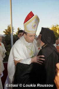 Ουνιτης επίσκοπος Δ.
