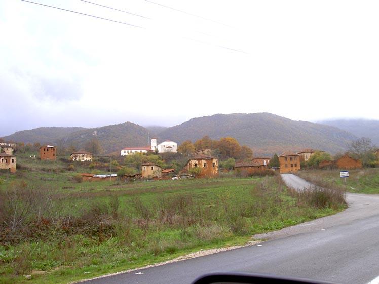 χωριο αδειο μικρη αναλ