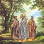 Μεινε μαζι μας Χριστε