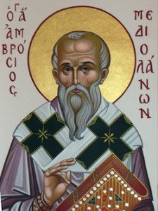 αγιος Αμβροσιος